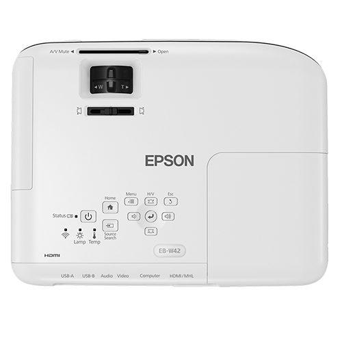 EPSON EB-W42 4