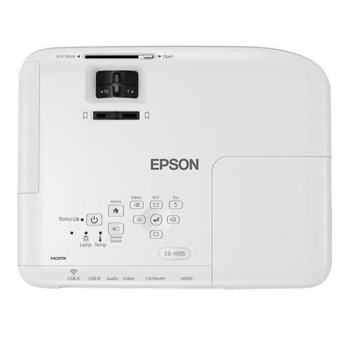 EPSON EB-W05 4