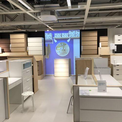 Digital Signage w IKEA Kraków 6