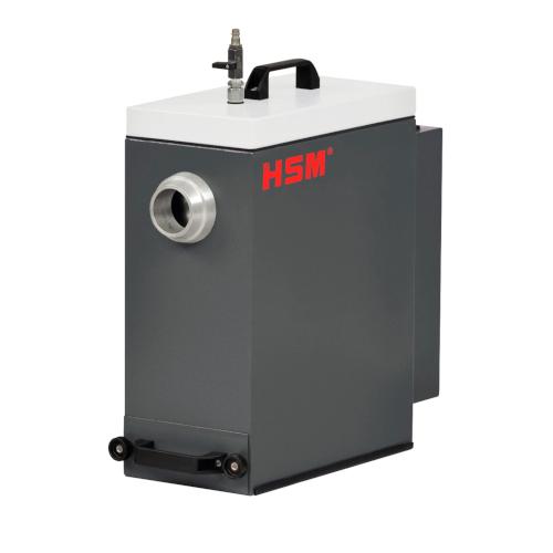 HSM ProfiPack P425 z adapterem do systemu odpylającego 2