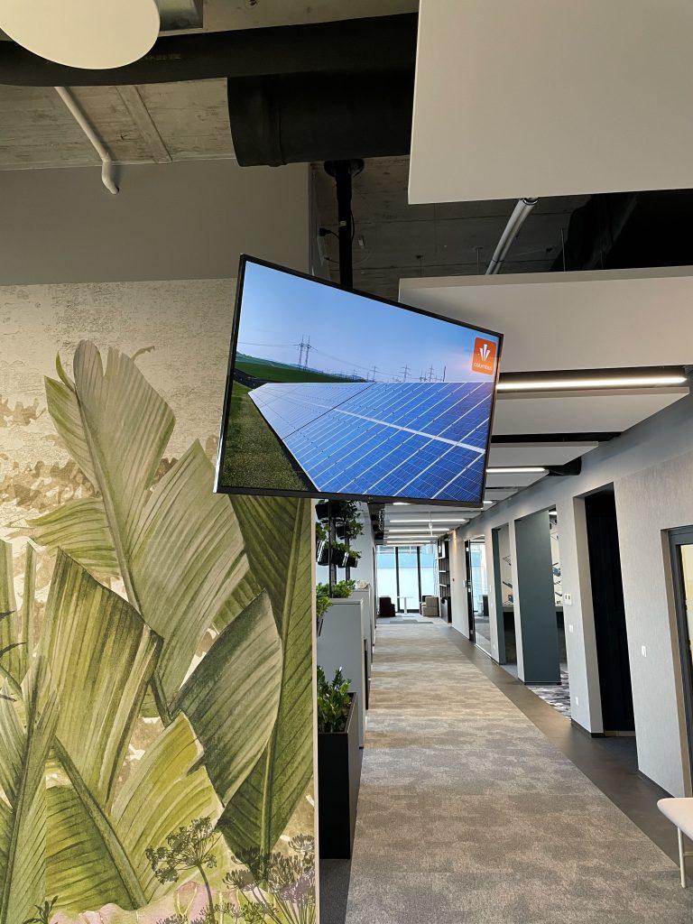 Rozwiązania AV dla Columbus Energy 16