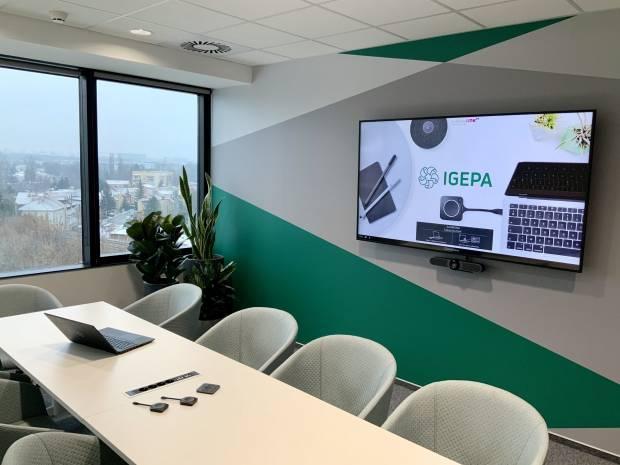Biuro Igepa w Krakowie 1