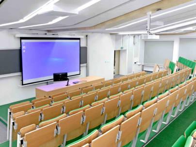 Aula Wykładowa na Uniwersytecie Rolniczym w Krakowie 11