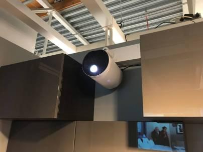 Projektor Epson Light Scene EV100 5